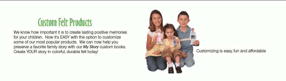 Custom Felt Products